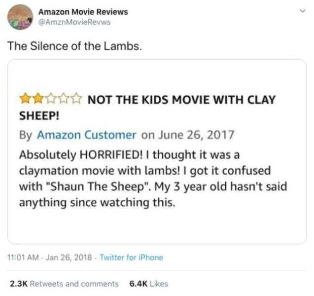 These Bad Movie Reviews Are Just Too Good!