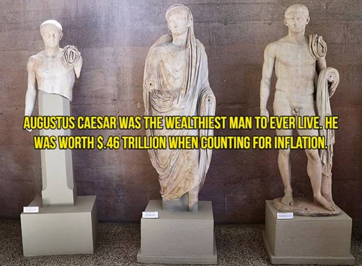 These Historical Facts Are Difficult To Explain…