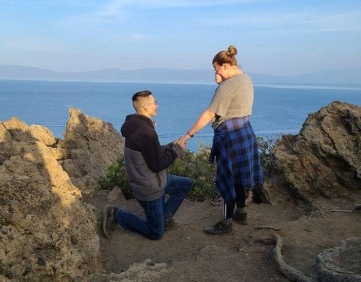 Proposals Have To Be Special!