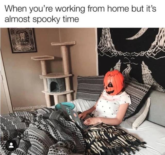 These Halloween Memes Are Spooky!