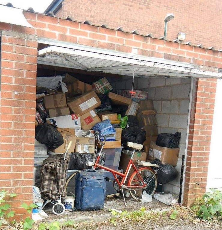 British Man Filled His House With 60,000 Rare Items