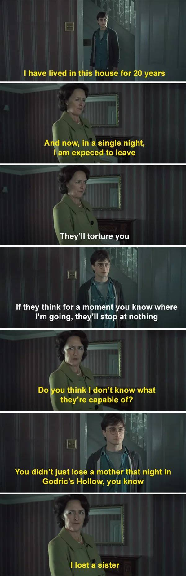 """These Scenes Were Deleted From """"Harry Potter"""""""