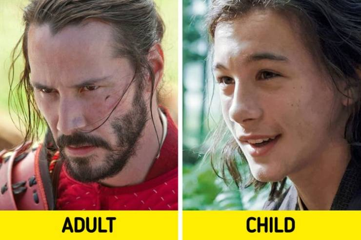 Movie Characters Whose Younger Versions Actually Make A Lot Of Sense