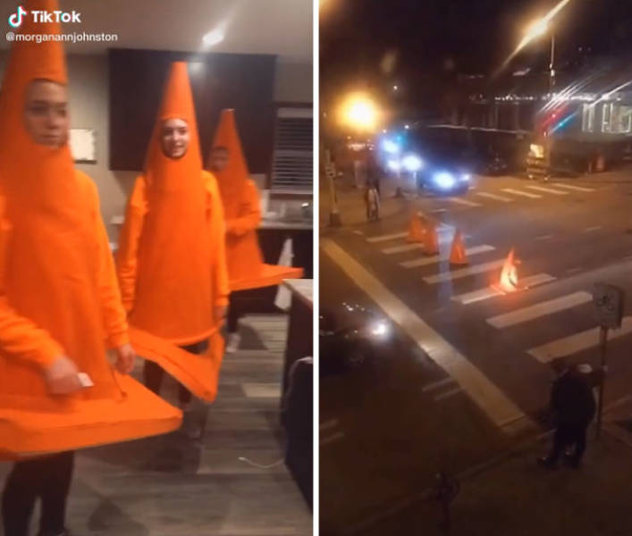 These Are Some Great Halloween Costumes!