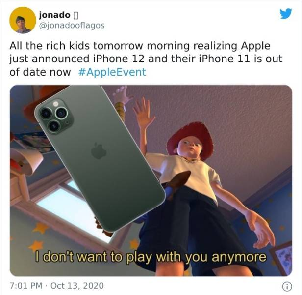 Time For The Annual iPhone Release Memes: 12th Edition!