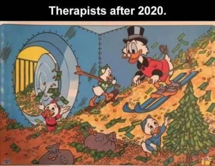 At Least 2020 Memes Are Great!