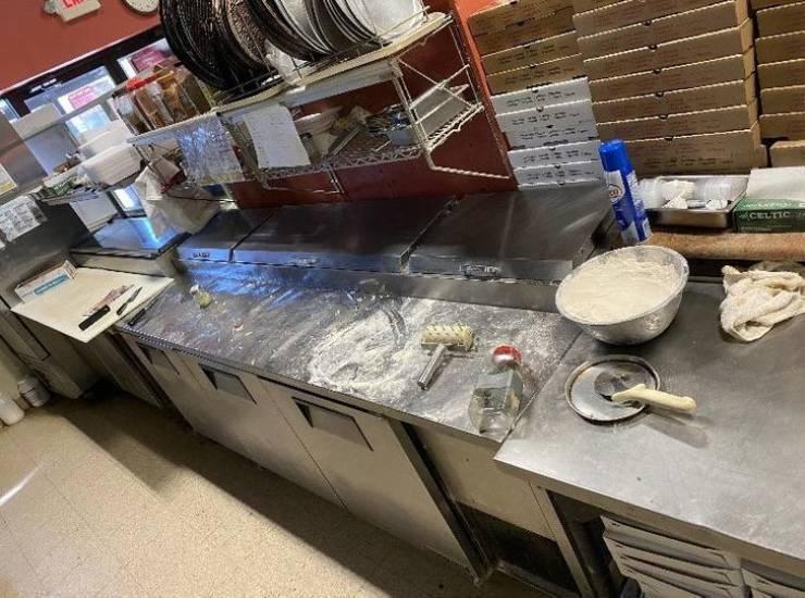 What Happens Inside Restaurant Kitchens