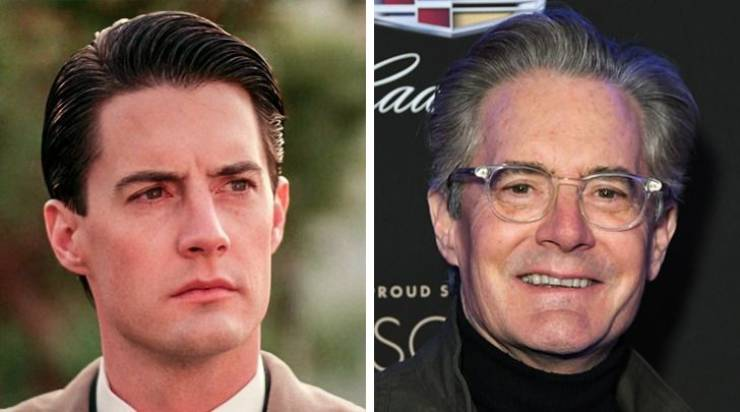 Iconic Actors And Actresses Then And Now