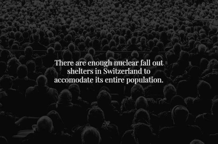Creepy Facts Abound!
