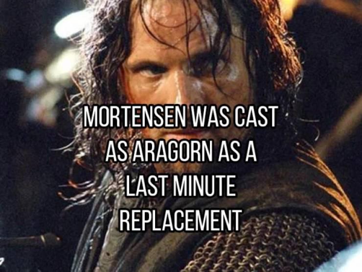 Return Of The Viggo Mortensen Facts