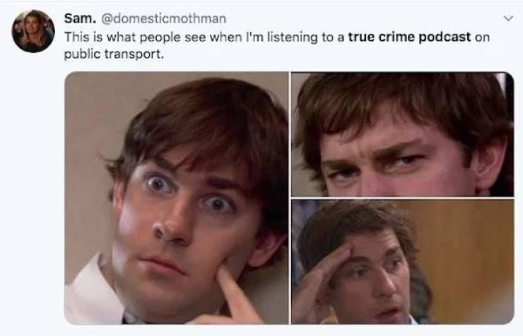 These True Crime Memes Are Suspicious…