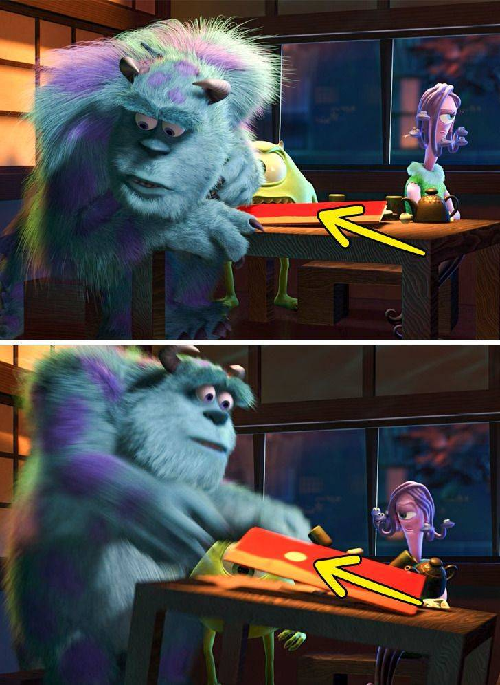 """Have You Noticed These """"Pixar"""" And """"Disney"""" Movie Mistakes?"""