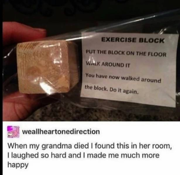 Here's Your Wholesomeness Injection!