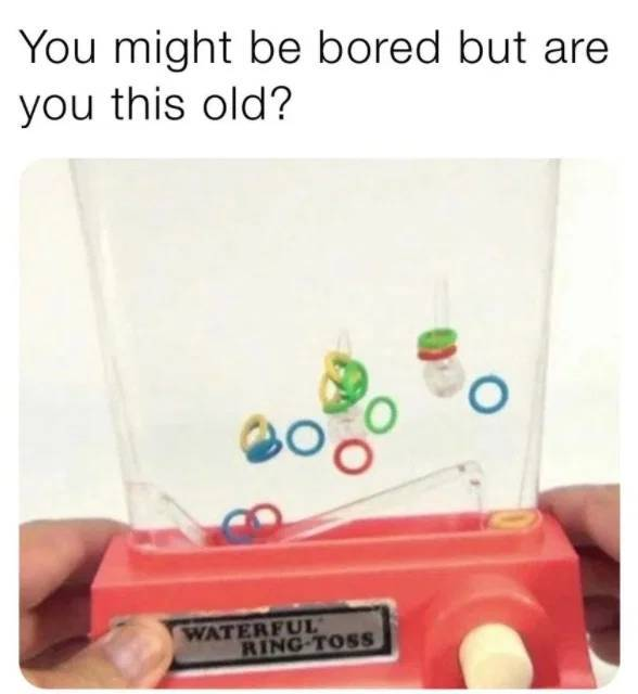 Are You Old Enough To Understand These Memes?