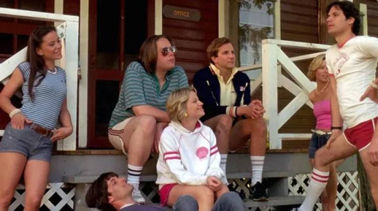 Movie Casts Before They Became Famous