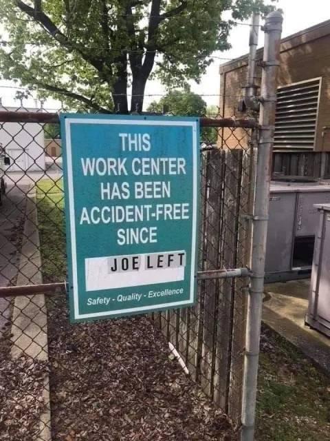 Sign Jokes Are Jokes Too!