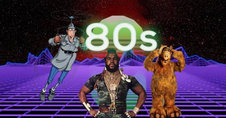 We Will Never Forget These Catchphrases From 80's TV