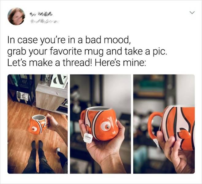 Mugs Shouldn't Be Boring!