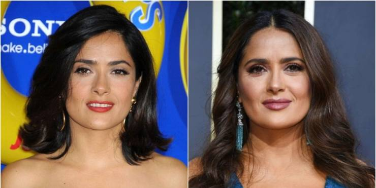 How Celebs Changed Over The Last Ten Years