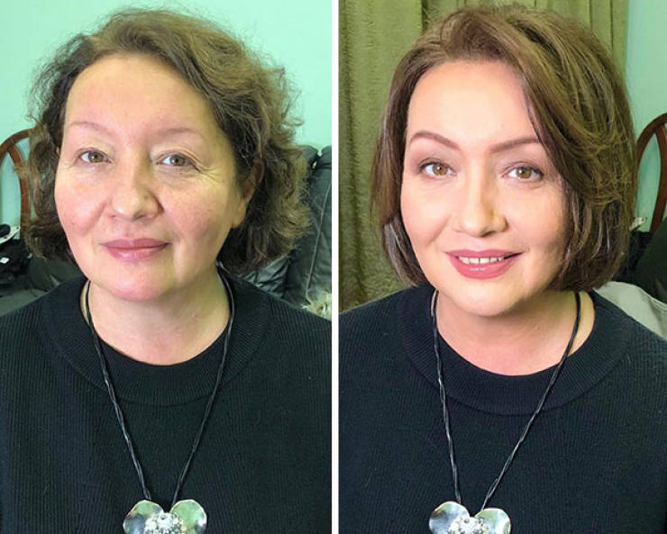 """Russian Makeup Artist Shows """"Cinderella Effect"""" In Action"""