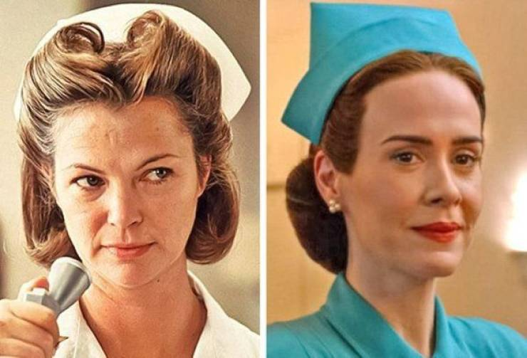 Actors And Actresses In Iconic Roles: Original Vs Reboot