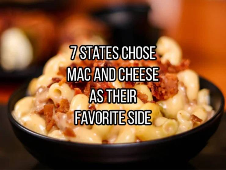 These Are The Most Popular Thanksgiving Side Dishes In Every American State