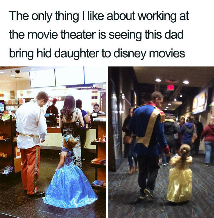 Parents Can Be Extremely Wholesome!