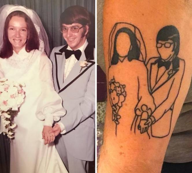 These Tattoos Symbolize Eternal Love!