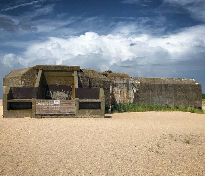 Abandoned WWII Bunkers Are Both Creepy And Majestic