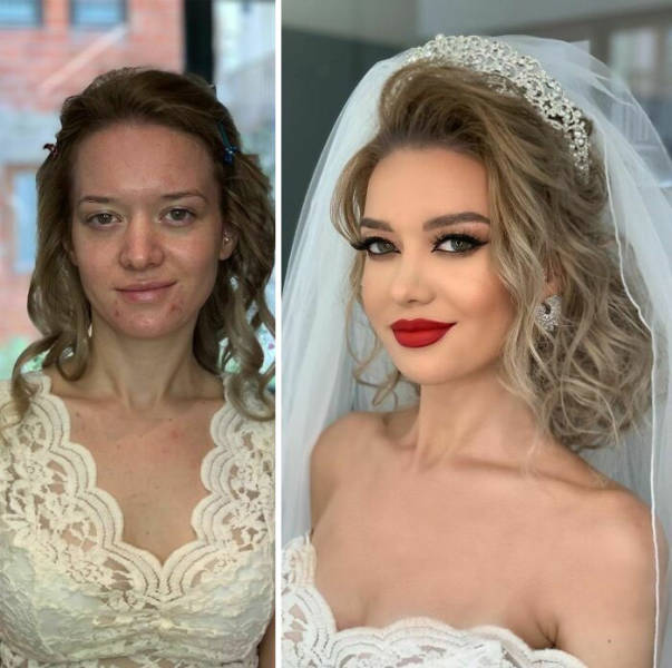 How Bridal Makeup Can Change A Woman