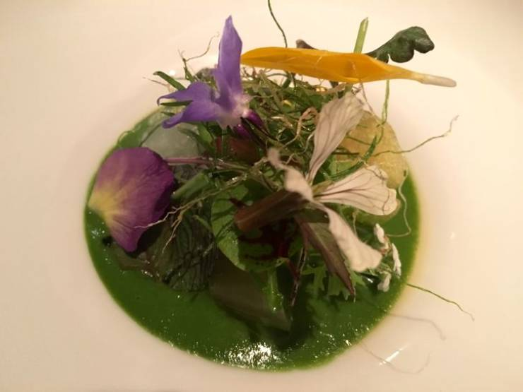 Michelin-Starred Restaurants Serve Very Special Meals…