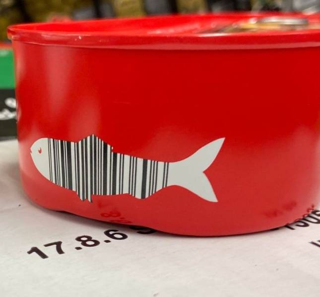 Barcodes Don't Have To Be Boring!