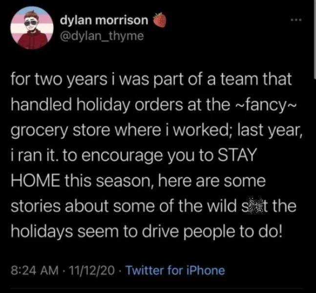 Holiday Shoppers Are Nothing Short Of Crazy!