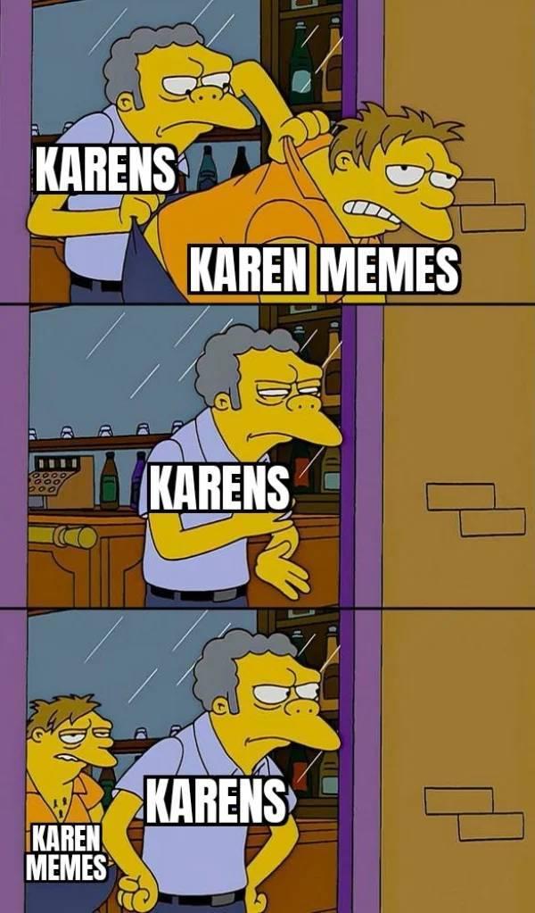 Karens, Just Stop…