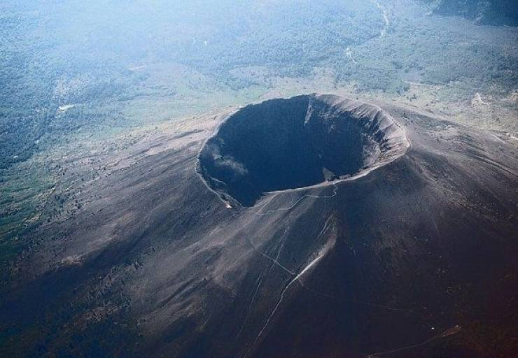 Active Volcanoes Are Not A Thing Of The Past…