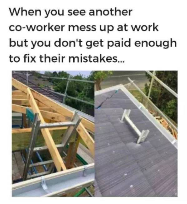 Construction Workers Will Get These Memes