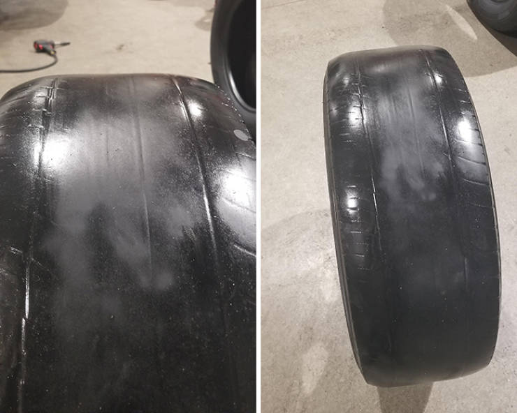 Tire Shop Employees Have Seen Everything!