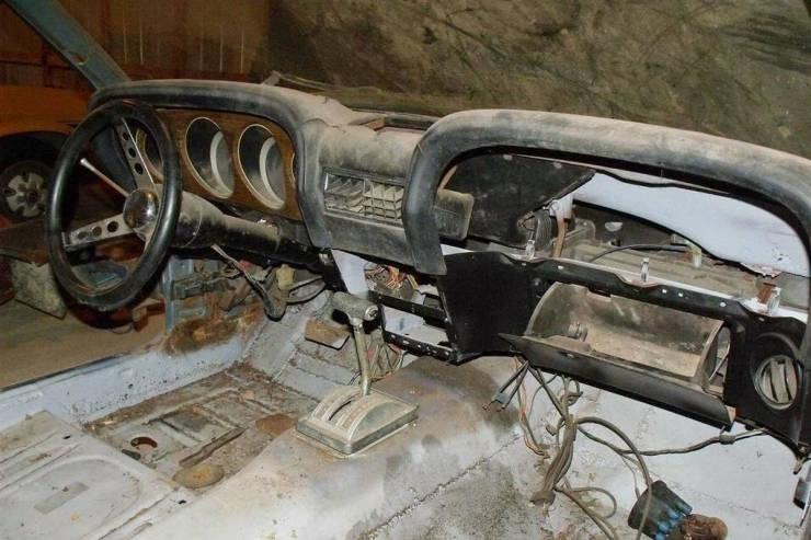 Restoring A 1969 Mustang Mach 1