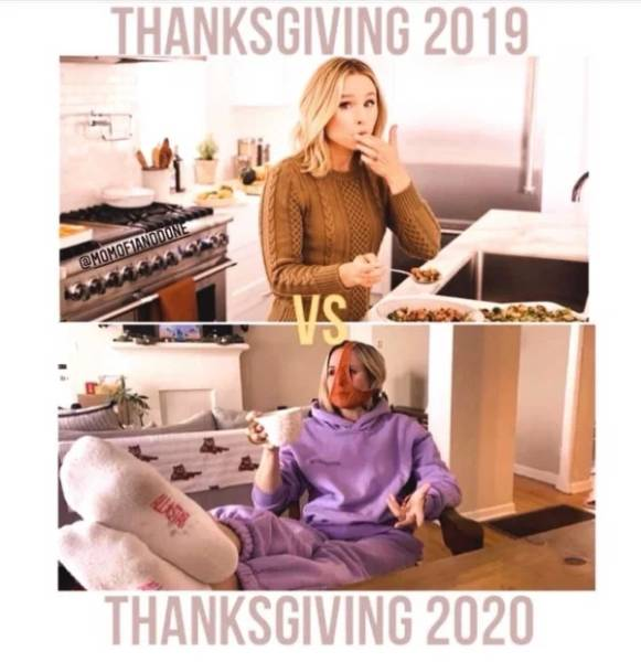Don't Eat These Thanksgiving Memes!