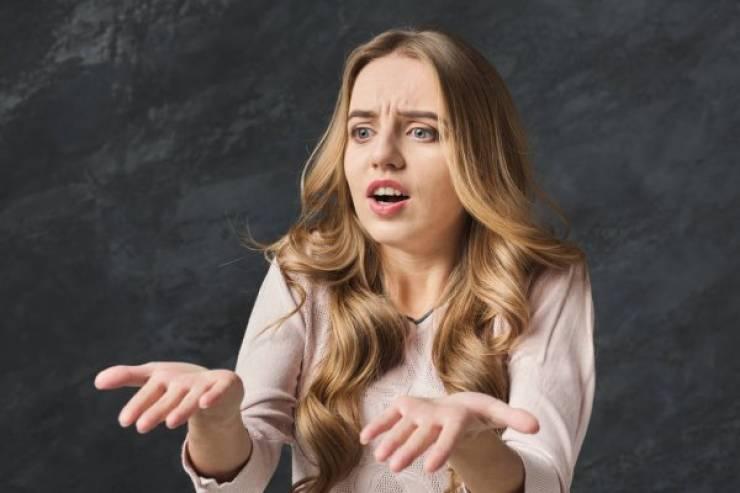 IT Worker Vs A Raging Woman
