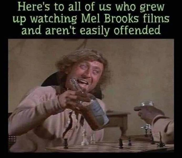 Stop Being Offended By Everything!