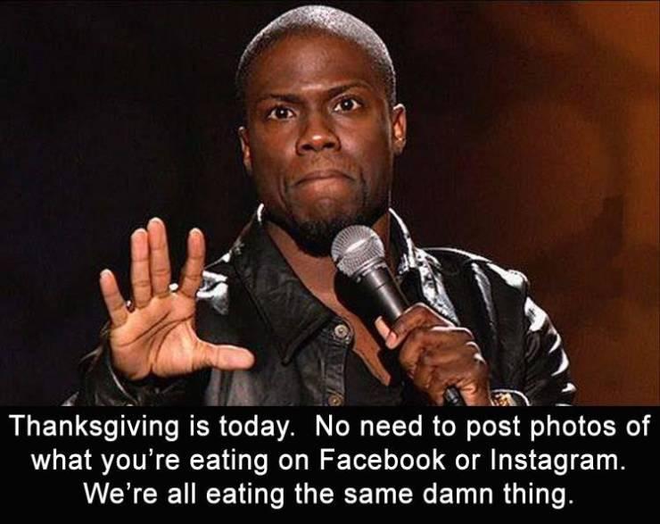 Thanksgiving Memes Are Still Going!