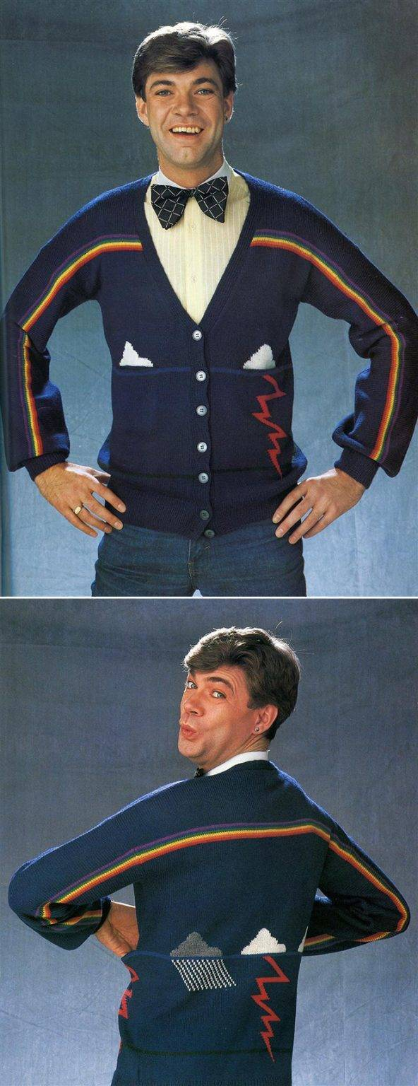 80s Sweaters Are Something Else…