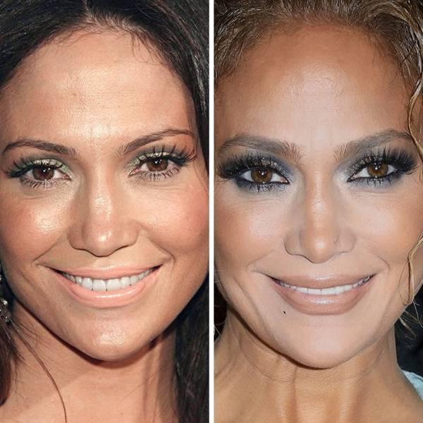 Celebrities Change Too…
