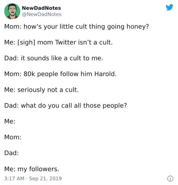 Dads Just Can't Stop Joking…
