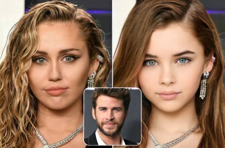 If Famous Ex-Couples Ended Up Having Kids…