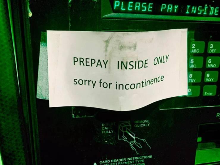 Speak English, Please!