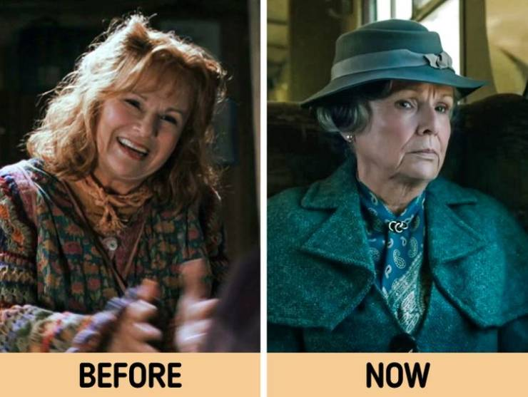 """Supporting Actors And Actresses From """"Harry Potter"""" Then And Now"""