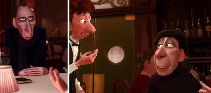 """""""Ratatouille"""" Was Full Of Minor But Very Curious Details!"""