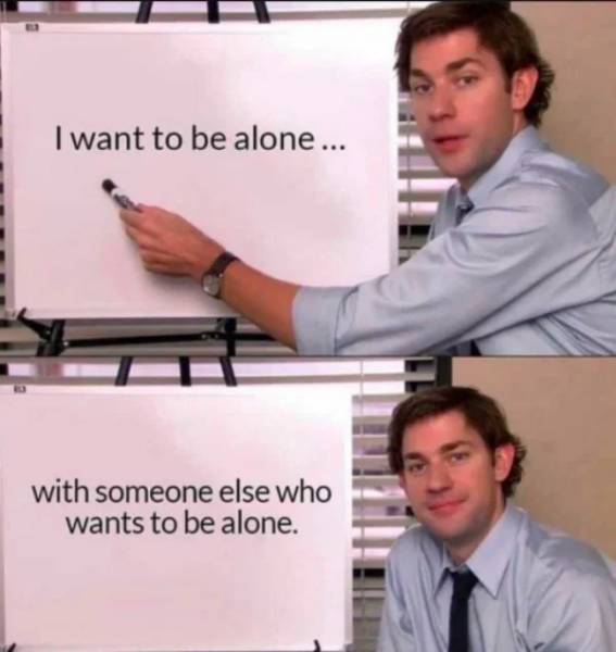 Introverts Will Enjoy These Memes On Their Own